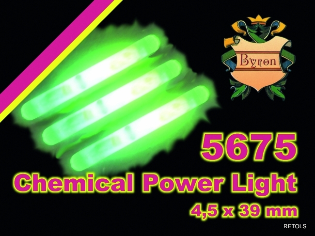 5675 Chemical Power Light