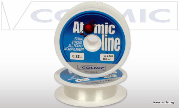 Colmic Atomic Line 0.20mm/100mt