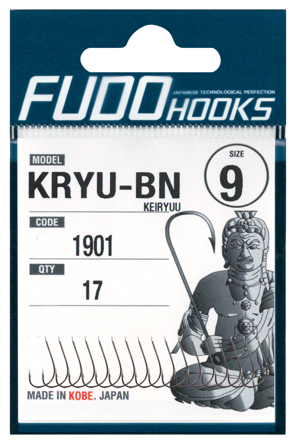 Fudo Keiryuu Nr.11 Black Nickel