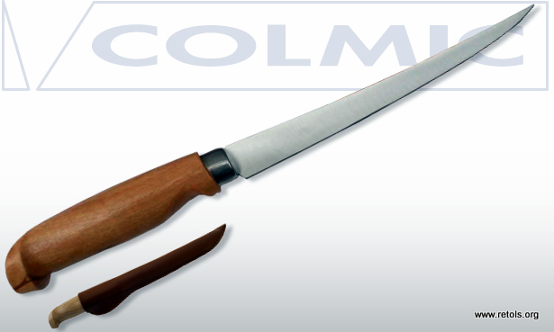 Colmic knife Finland